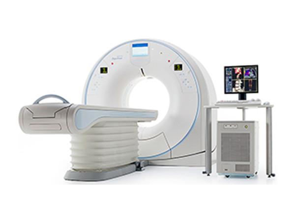 【画像】最新的多排螺旋CT